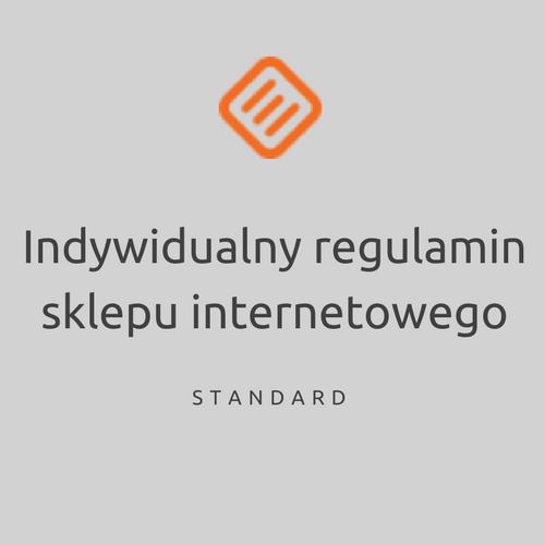d29b6dbee4005 Indywidualny regulamin sklepu internetowego (standard)