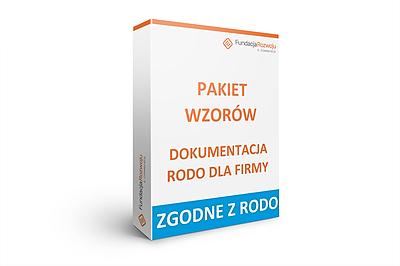 485afdecd0a304 RODO - ponad 30 wzorów dokumentów do zastosowania w firmie