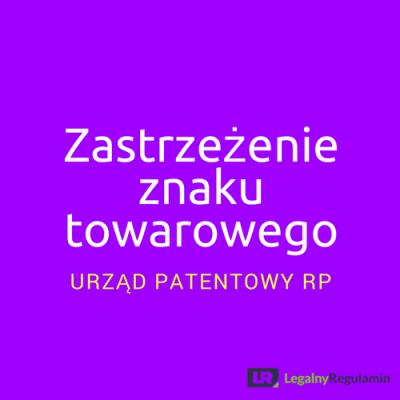 Znak towarowy Polska