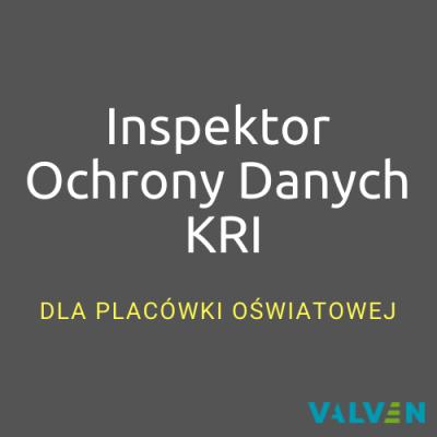 Inspektor Ochrony Danych + KRI